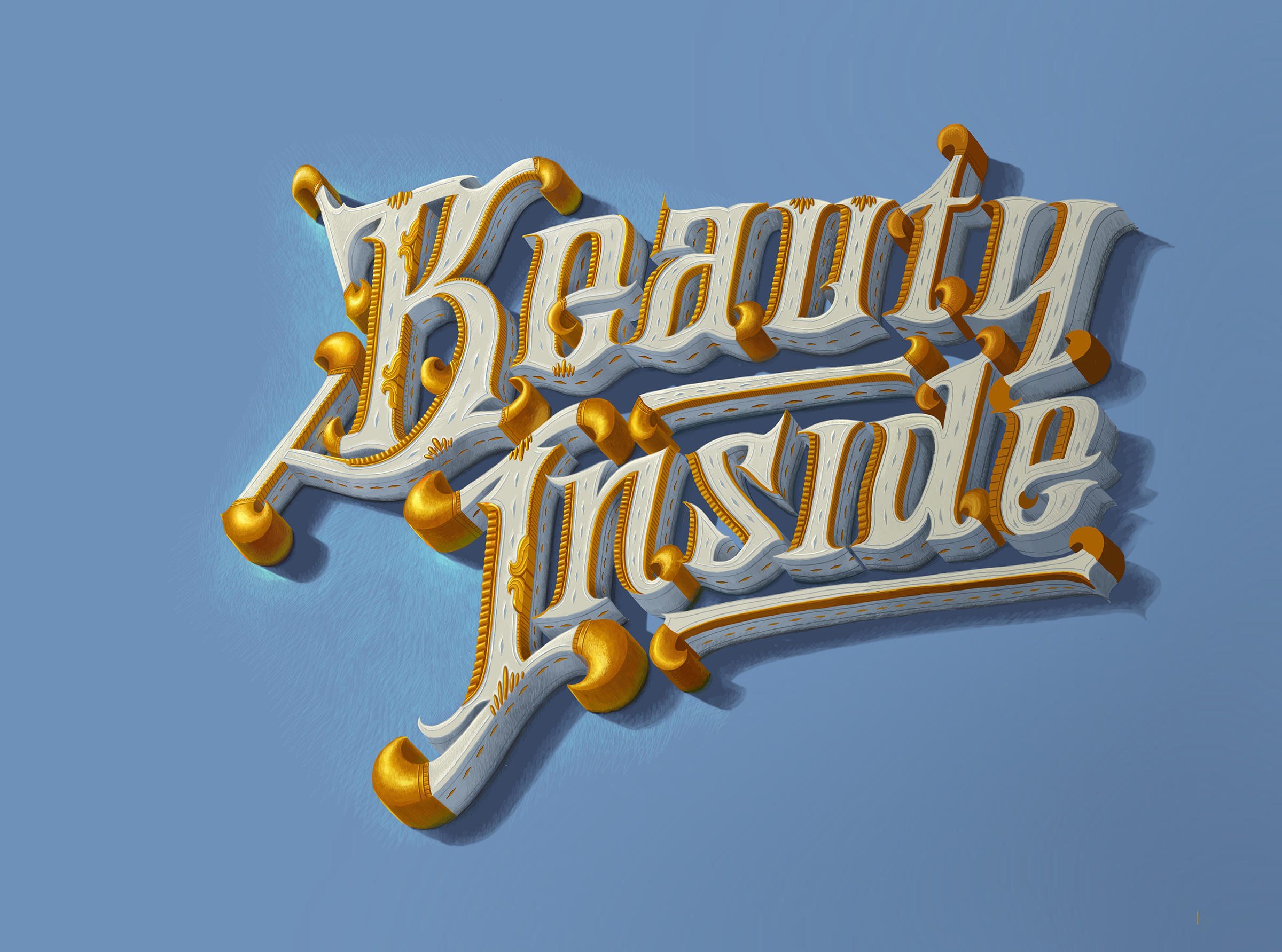 Beauty inside