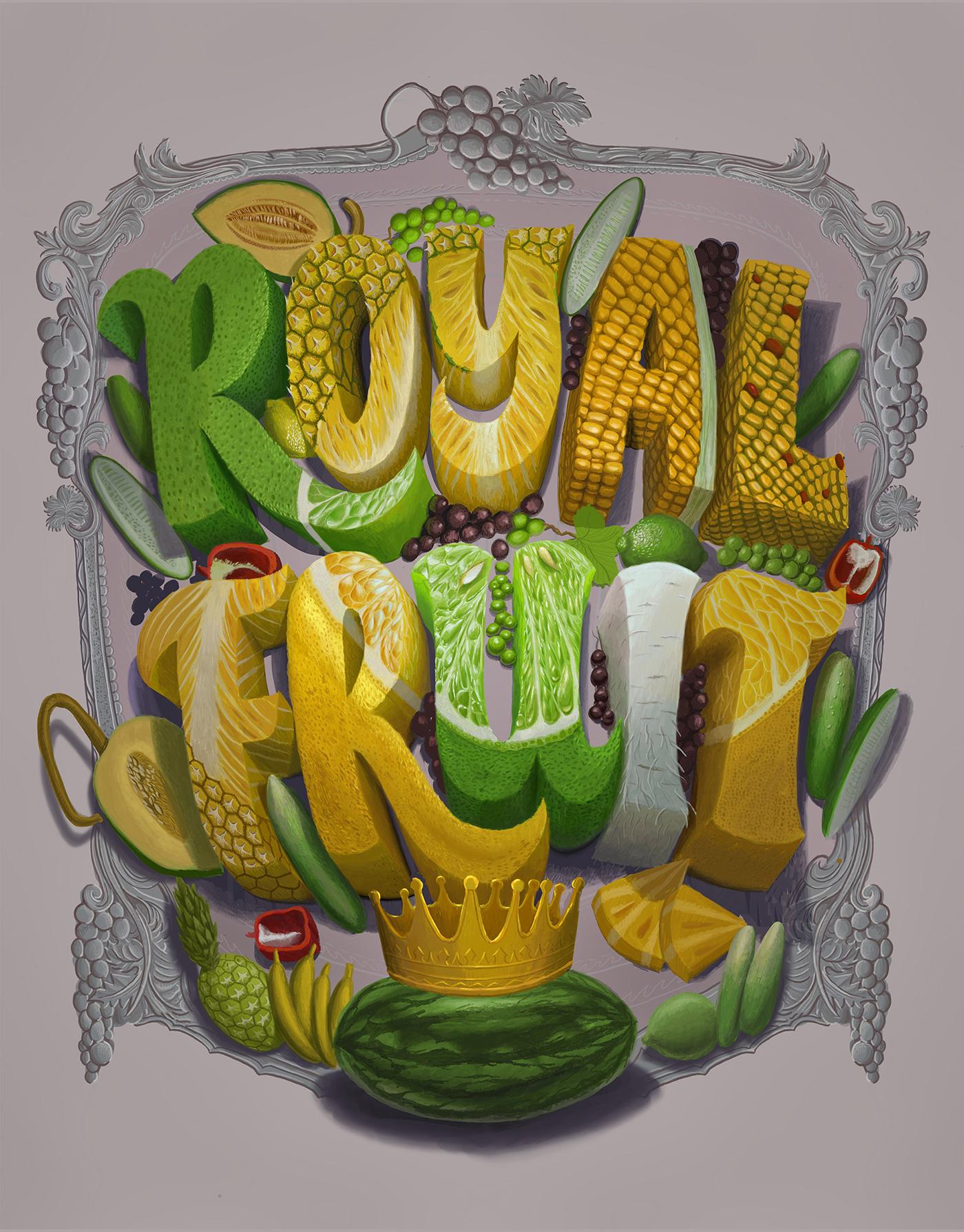 Royal food