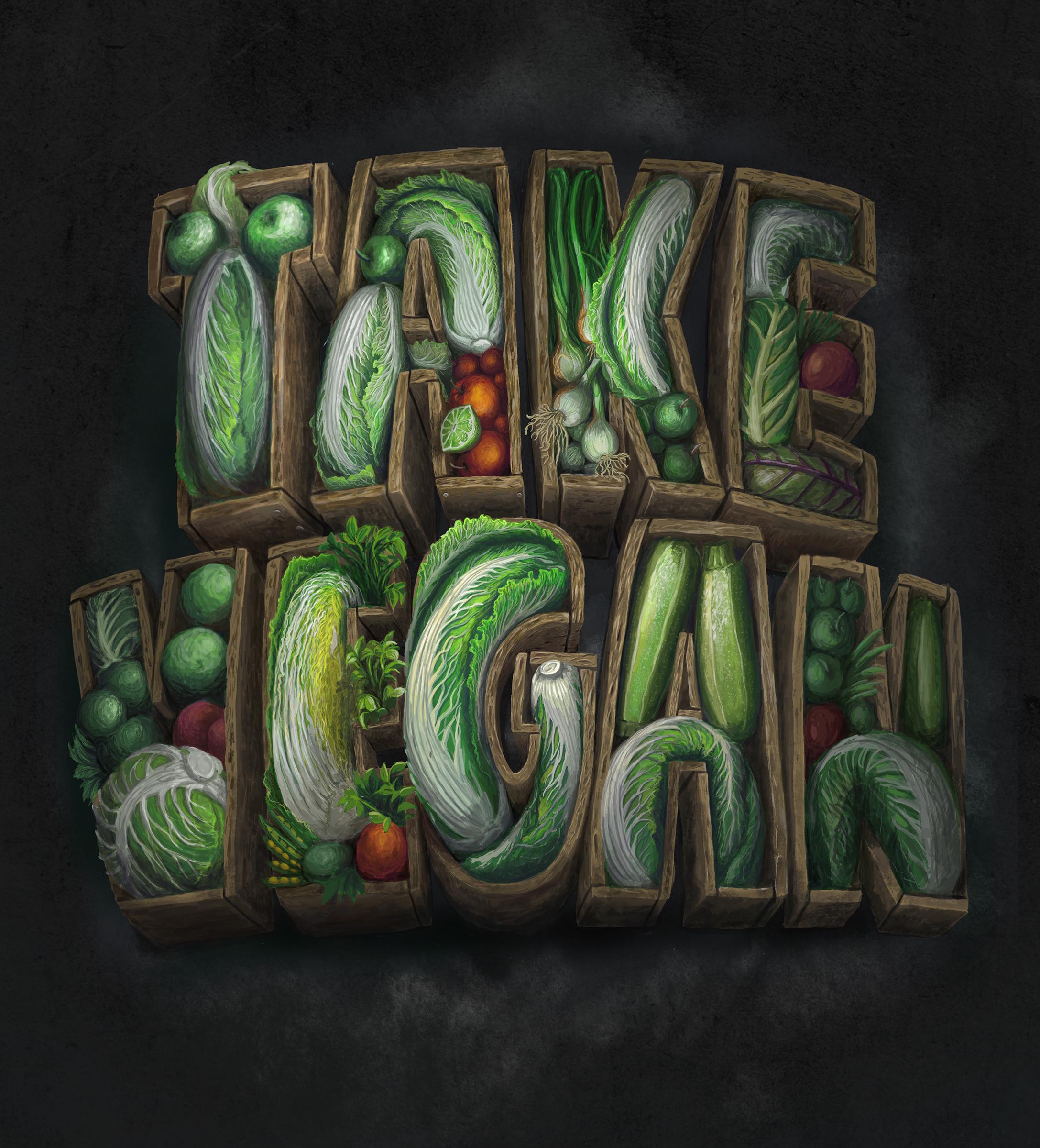 Take vegan